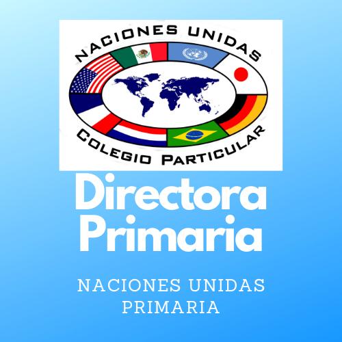 DIRECTORA PRIMARIA